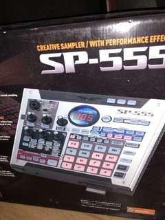 Roland SP-555 99.9%new