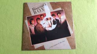 ROARING BOYS . every second of the day. Vinyl record