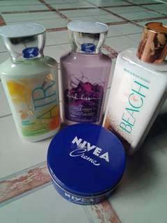 imported skin care