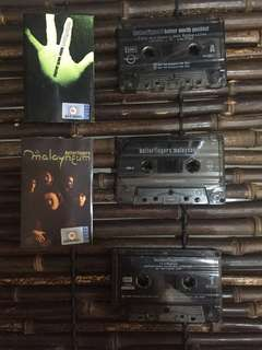 Butterfingers cassettes