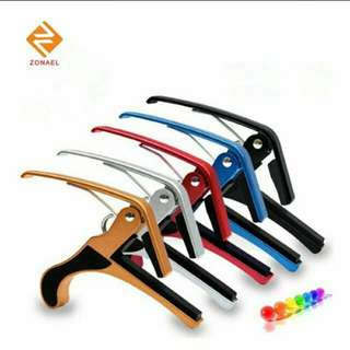 brand new guitar capo(made in metal) fix priCe