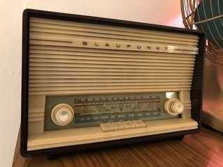 Blaupunkt vintage Valve radio