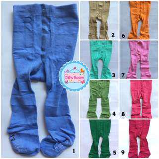 Legging cotton rich tight / legging bayi