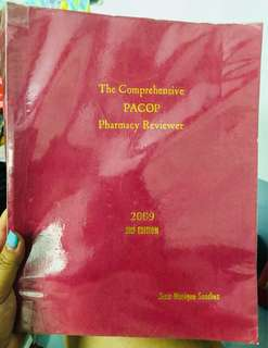 The Comprehensive PACOP Pharmacy Reviewer 2009 (3rd Ed)