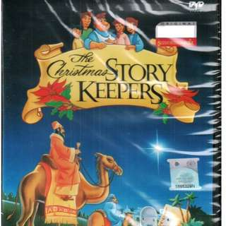 The Christmas Story Keepers Anime DVD