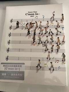 Eason cmon in cd