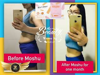 Wowo Moshu Nourishment Slimming Meal Replacement Set