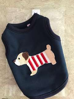 Blue Shirt for Dogs (XS)