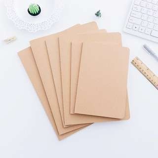 🚚 [PO] A5/B5/A4 grid notebook