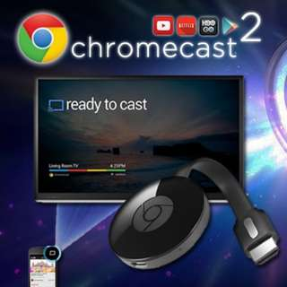 ALL NEW GOOGLE CHROMECAST 2 / GOOGLE CHROMECAST ULTRA | LATEST VERSION |