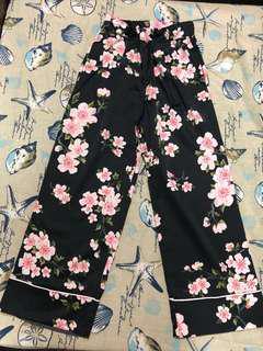 **SALE** h&m floral pants