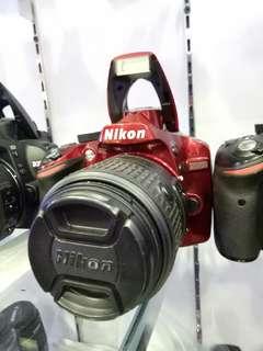 Nikon 3200D