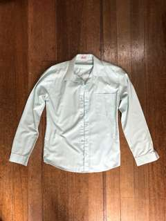 Mens Long Sleeve Shirt (Custom Made)