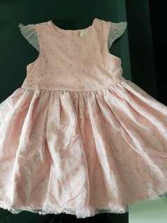 Baby Girl Dress ( Princess Dress)