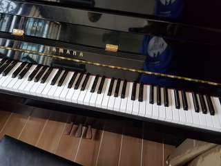 PIANO AND SEAT FOR SALE!!