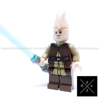 Lego Compatible Star Wars Minifigures : Ki-Adi-Mundi