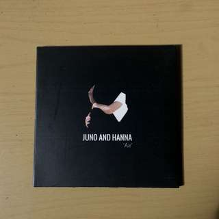 Juno and hanna music cd dreampop band