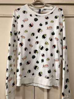 **SALE** h&m sushi sweater