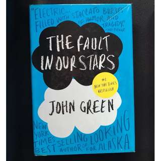 The Fault in our Stars | Hardcover