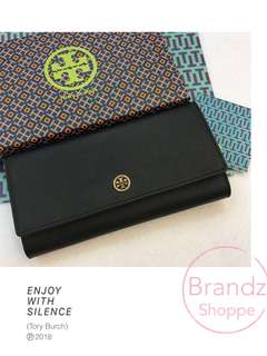 🛍SALE! 💯% Original Tory Burch Women Long Wallet / Ladies Purse @ Ready Stock!