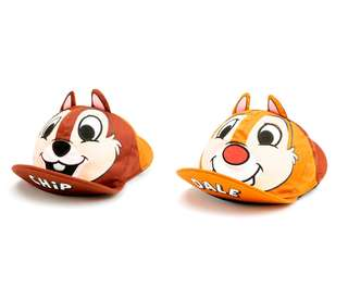 :CHOCOOLATE x Disney Chip 'n' Dale 兩面cap帽