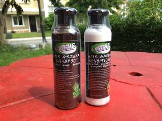 Hair Grower Shampoo and Conditioner