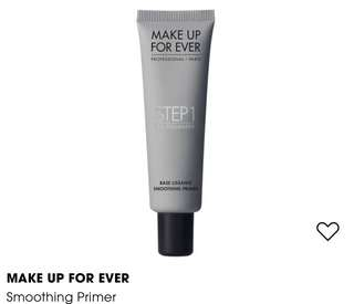 🚚 Make Up For Ever Smoothing Primer