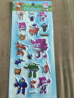 Disney Plane Stickers