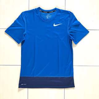 Nike Running Breathe Tee (S)