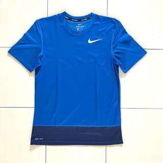 Nike Running Breathe Tee (S)