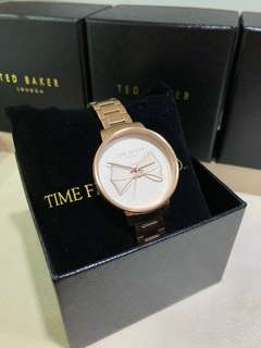 Ted baker watch 手錶