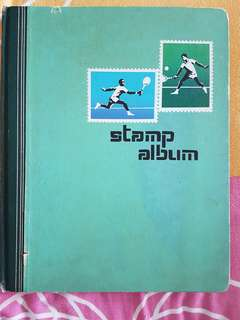 Stamp Ablum