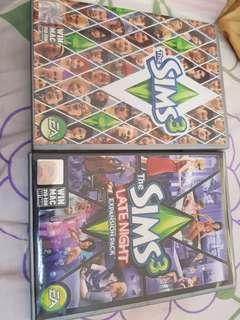 🚚 Sims 3 CDs
