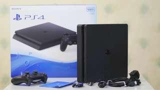 New Playstation4 PS4 Slim 500GB + Warranty!