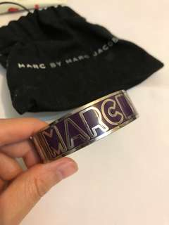 Marc by Marc jacobs 手鐲 bracelet purple 紫色