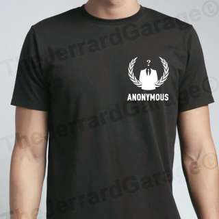 The Anonymous Statement Tee Shirt
