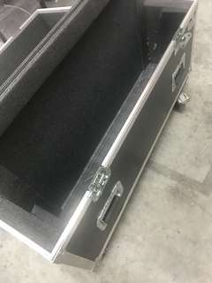 Flight case and box