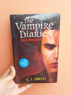 Novel The Vampire Diaries - Dark Reunion