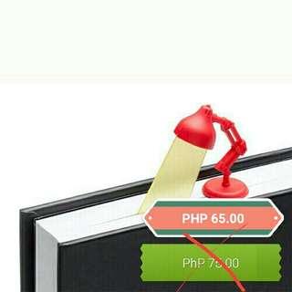 Lamp Shade Bookmark