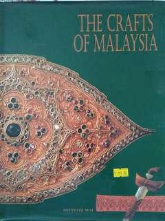 Malaysia crafts book