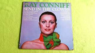 RAY CONNIFF . send in the clowns. Vinyl record