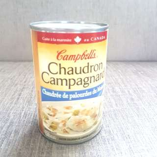 CAMPBELLS SOUP PACKAGE: BUY ONE, GET ONE