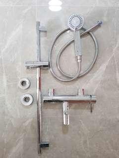 Shower set + mixer
