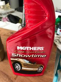 Mothers detailing spray