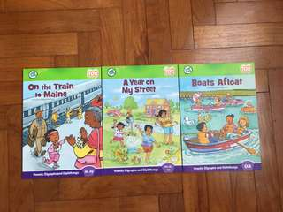 Leap Frog Tag Reading System (Vowels)