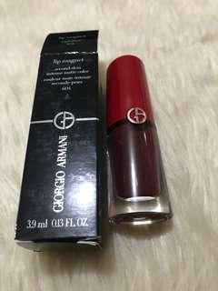 Giorgio Armani lip magnet (nighttime)