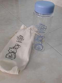 Tsum tsum plastic bottle water / tumbler