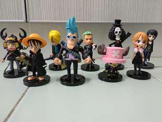 One Piece Set 2