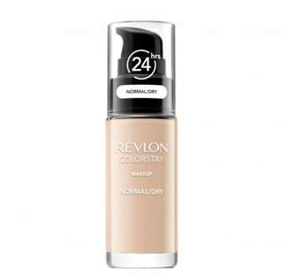 Revlon 24 HRs Colorstay Foundation