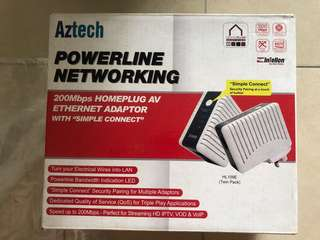 Aztech Powerline Networking